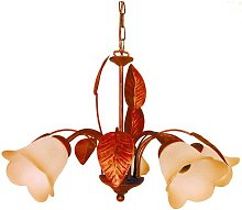 Vancleave 5-Light Shaded Chandelier ClassicLiving