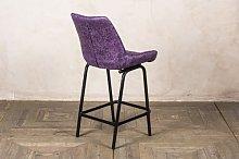 Vandewa 76cm Bar Stool Borough Wharf Seat Colour: