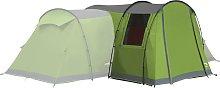 Vango Longleat 1 Man 1 Room Camping Tent Side