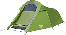 Vango Soul 2 Man 1 Room Quick Pitch Tunnel Camping
