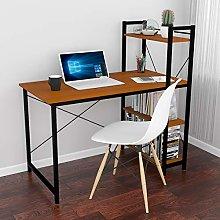 Vanimeu Computer Desk Home Office Desk Workstation