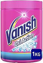 Vanish–Oxiaction Pink Powder Detergent