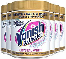 VANISH Gold Oxi Action Fabric Whitener and Stain