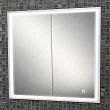 Vanquish 80 Double Door Recessed LED Bathroom