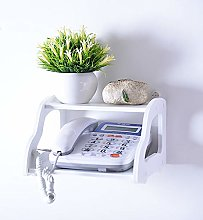 VANRA Desktop Organizer Telephone Stand Desk Phone