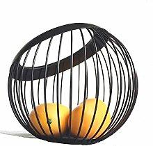 VANRA Metal Wire Fruit Bowl Sturdy Fruit Basket