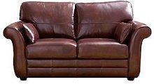Vantage Italian Leather 2 Seater Sofa