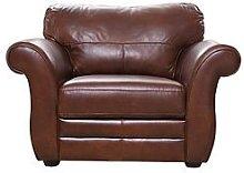 Vantage Italian Leather Armchair