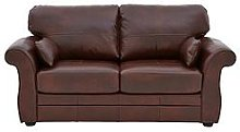 Vantage Italian Leather Sofa Bed