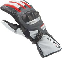 Vanucci Touring IV gloves red size S