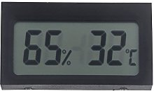 Vaorwne LCD Digital Portable Indoor Humidity