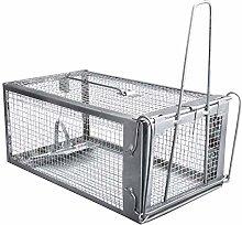 Vaorwne Mouse Rat Trap Cage Live Animal Pest