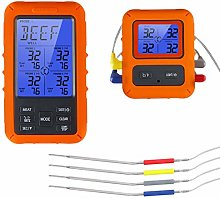 Vaorwne TS-TP40 Meat Thermometer Digital Remote