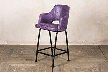 Vara 66cm Bar Stool Borough Wharf Seat Colour: