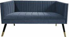Vard 2 Seater Loveseat Canora Grey Upholstery