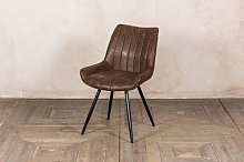 Varennes Upholstered Dining Chair Borough Wharf