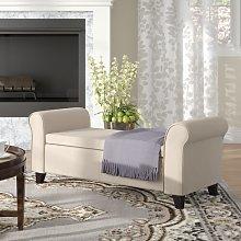 Varian Storage Ottoman Brayden Studio Upholstery: