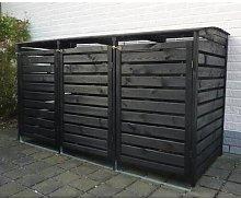 Vario III Wooden Bin Storage Rebrilliant Colour: