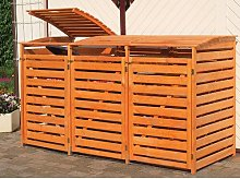 Vario III Wooden Bin Storage Rebrilliant Colour: