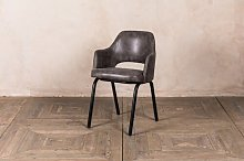Varney Upholstered Dining Chair Borough Wharf