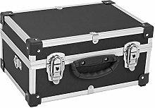 Varo and Kreator PRM10106B Tool Case, Black, Silver