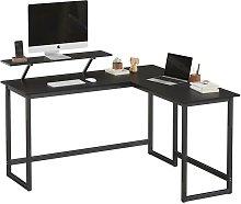 VASAGLE Computer Desk, L-Shaped Writing