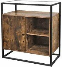 VASAGLE Floor Standing Cabinet, Dining Storage