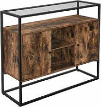 VASAGLE Sideboard, Side Cabinet, Storage Cabinet