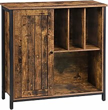 VASAGLE Storage Cabinet, File Cabinet, with