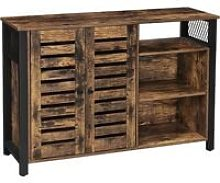 VASAGLE Storage Cabinet, Sideboard with 2 Doors,