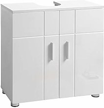 VASAGLE Under Sink Storage Cabinet, Bathroom