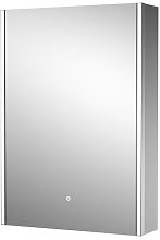 Vasari LED Mirror Cabinet with Demister Pad and