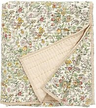 Vaulx Flower Quilted Rug