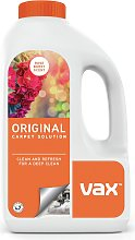 Vax Original 1.5L Carpet Cleaning Solution