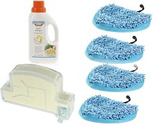 Vax S2 Steam mops filter, solution and pad kit -