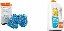 Vax Triangular Steam Cleaning Pads & Steam