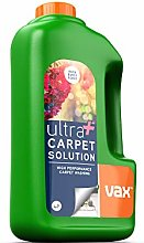 Vax Ultra Plus Carpet Cleaning Solution, 1.5L