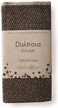 Vaxbo Lin - Brown Linen Tea Towel - brown | linen