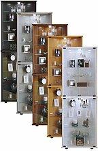 VCM Corner Display Cabinet Vecko Maxi with