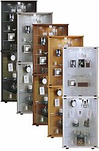 VCM Corner Display Cabinet Vecko Maxi with