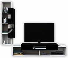 VCM Design Unit (2 pcs.) Mondega   Wall Shelf,