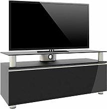 VCM Premium TV Lowboard Clano Varnish 95 cm with