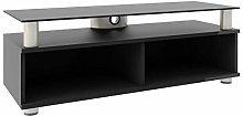 VCM Premium TV Lowboard Clunis Varnish 95 cm with