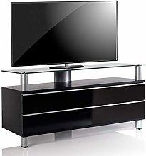 VCM Premium TV Lowboard Dasano Varnish 120 cm with