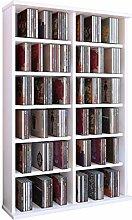 VCM Shelf Cabinet Tower Sideboard Cupboard CD DVD