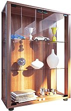 VCM Stand Cabinet Sintalo with LED, Wood, Core