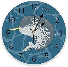 Vcnhln Cartoon Ocean Sea Animals Concert Print