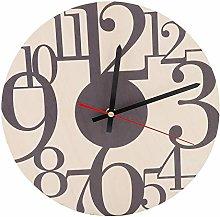 Vcriczk Kids Alarm Clock Clocks, Wall Clock,