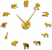 VCS African Animals Silhouette Wall Stickers