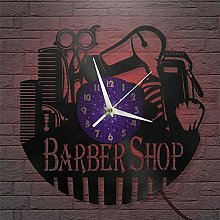 VCS Creative Barber Shop 12in Vinyl Record LED